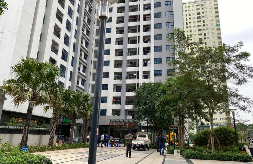 Phong tỏa căn hộ ở Hà Nội nơi phát hiện người đàn ông ngoại quốc tử vong