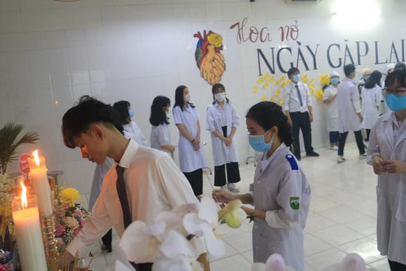 Tri ân người hiến xác ở Trường ĐH Y khoa Phạm Ngọc Thạch TP.HCM