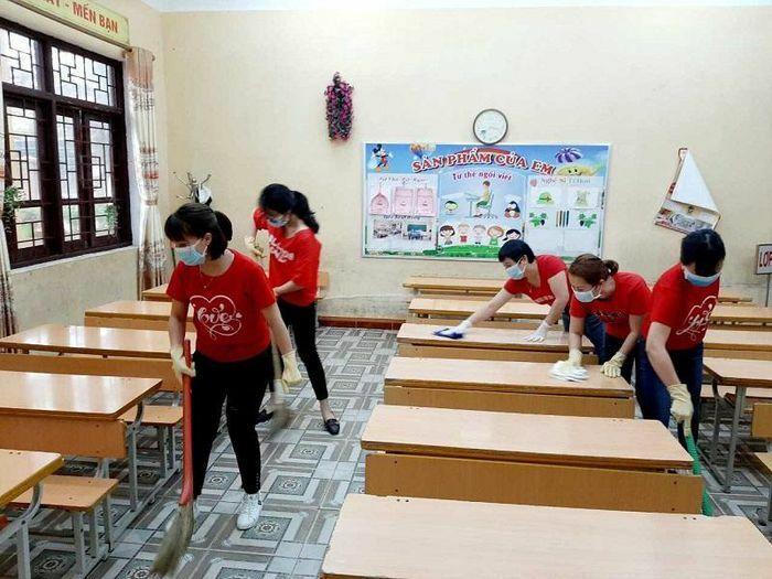 Quảng Ninh: Các cơ sở giáo dục đào tạo đi học trở lại từ ngày 1/3/2021