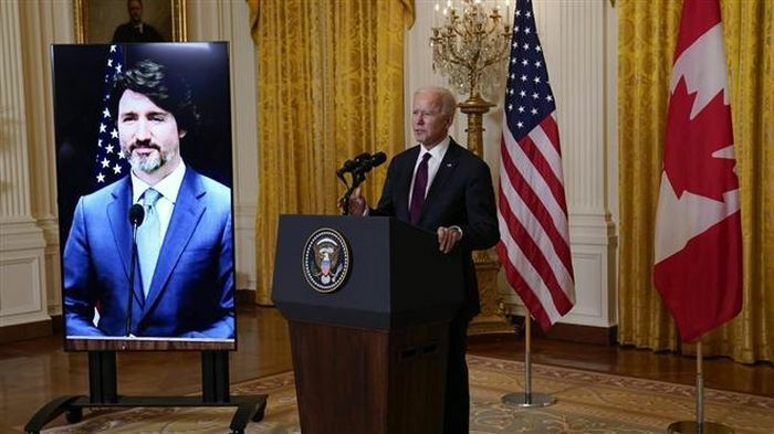 Lần đầu hội đàm với lãnh đạo nước ngoài, ông Biden nói gì?