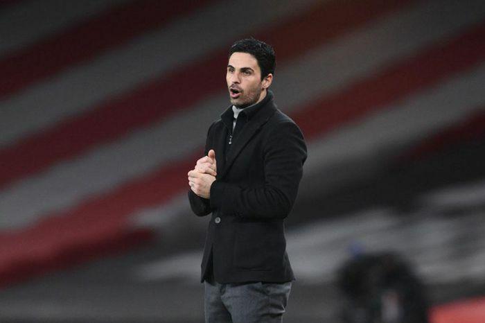 HLV Arteta tính dồn lực vào Europa League