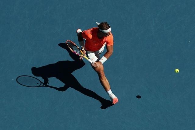 Australian Open: Bất chấp chấn thương, Nadal vẫn thắng nhanh gọn