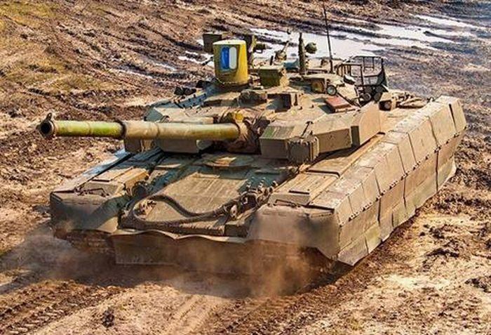 """Nga mỉa mai cáo buộc """"đánh cắp thiết kế xe tăng Ukraine"""""""