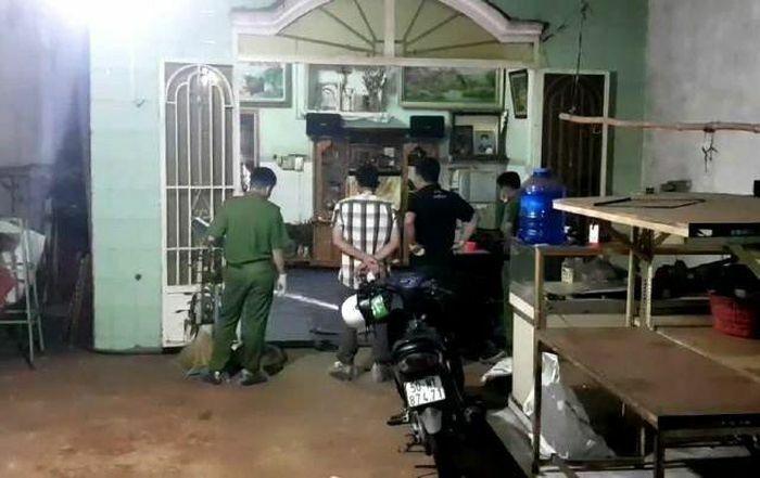 Hung thủ sát hại 2 mẹ con ở Bình Phước ra đầu thú