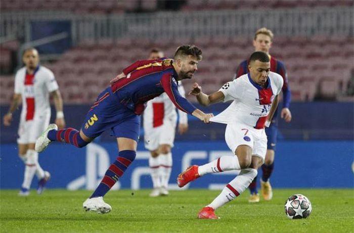 """Điểm nhấn Barca 1-4 PSG: """"Kẻ hủy diệt Mbappe phơi bày sự thật tàn nhẫn với Barca"""""""