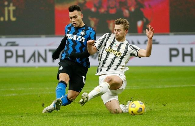 Những khoảnh khắc C.Ronaldo tỏa sáng giúp Juventus hạ gục Inter Milan