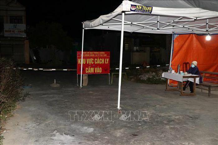Xuất hiện ổ dịch mới tại huyện Kim Thành, tỉnh Hải Dương