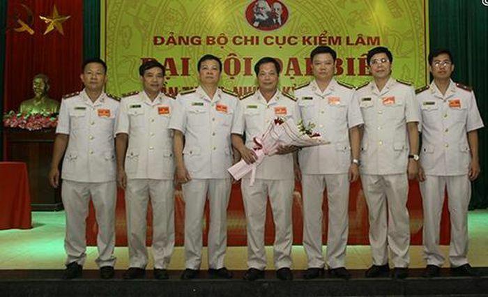 Sơn La: Đảng bộ Chi cục Kiểm lâm chú trọng công tác xây dựng Đảng