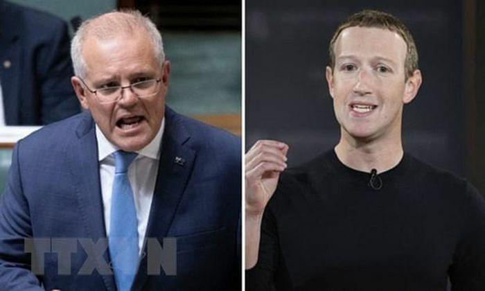 Facebook trở lại đàm phán với Australia sau vụ chặn chia sẻ tin tức