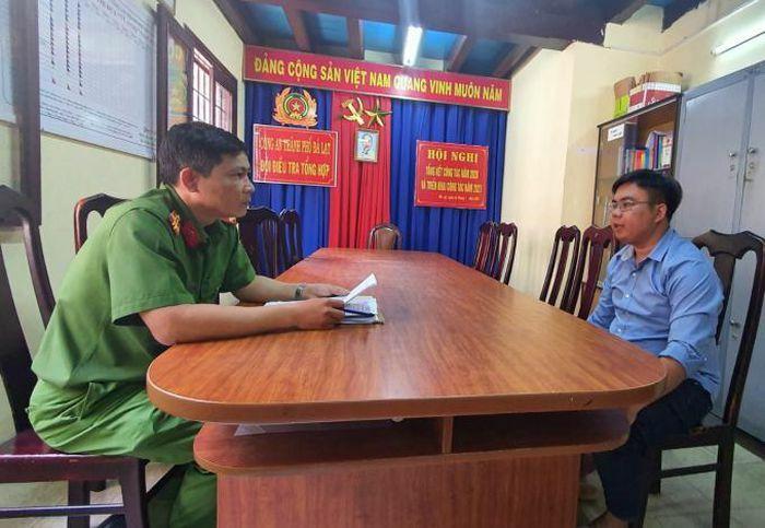 Lâm Đồng: Bắt giữ đối tượng lẻn vào khách sạn trộm hơn 500 triệu đồng
