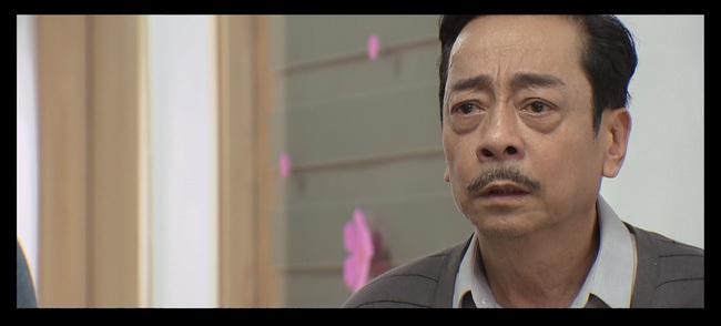 Ứa nước mắt xem cảnh NSND Hoàng Dũng bỏ đi vì bị con dâu hỗn láo, đổ tội làm sảy thai trong bộ phim cuối cùng lên sóng VTV