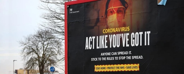 Nguy cơ tử vong rất cao cho người nhiễm biến thể virus corona Anh