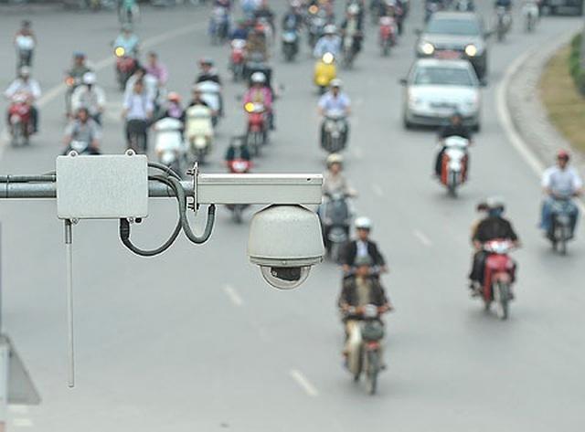 Huy động tối đa camera giám sát của người dân tại Hà Nội, TPHCM