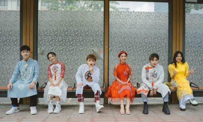 """P336 Band – O2O Girl Band tiếp tục kết hợp, mang hot trend """"vịt hóa thiên nga"""" vào MV Tết"""