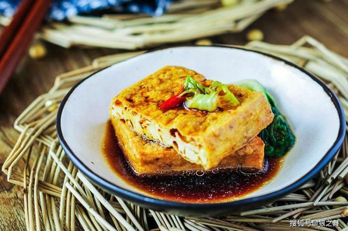 Đậu phụ là món ăn của người nghèo, nấu theo cách này thành món đại bổ