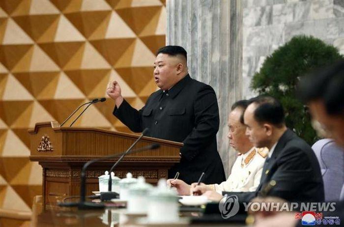 Cơn giận dữ của nhà lãnh đạo Kim Jong-un