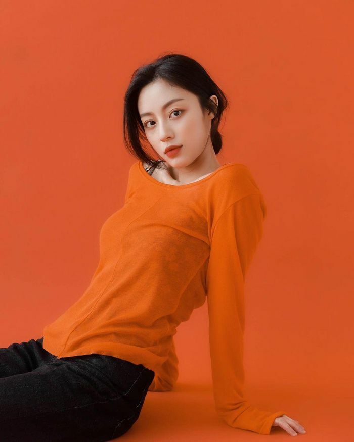 "Nhan sắc Kang Min Ah của ""True Beauty"""