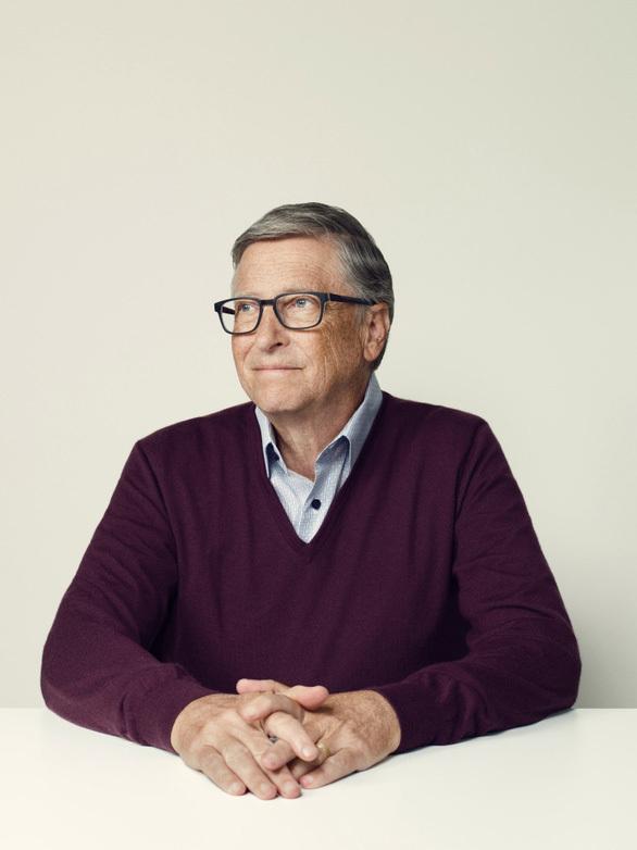 Tỉ phú Bill Gates nói các nước giàu nên chuyển hoàn toàn sang ăn thịt bò nhân tạo