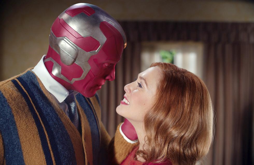 WandaVision: Khi nữ siêu anh hùng Marvel đau đớn vì tình yêu