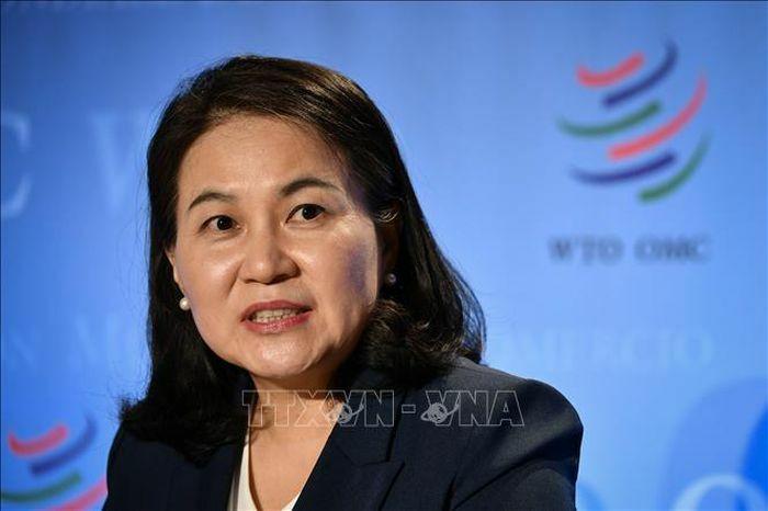 Ứng cử viên Hàn Quốc rút khỏi cuộc đua vào vị trí lãnh đạo WTO