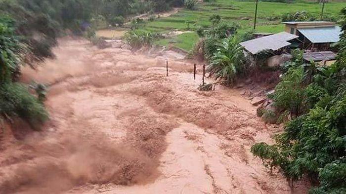 Cảnh báo lũ quét, sạt lở đất và ngập úng cục bộ tại Thanh Hóa