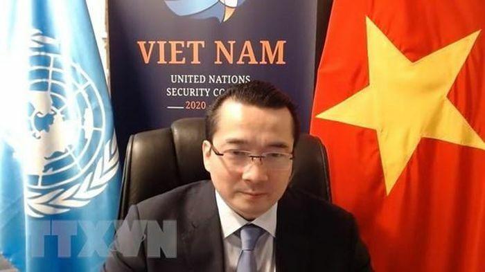 Việt Nam khẳng định cam kết hợp tác quốc tế chống khủng bố toàn cầu