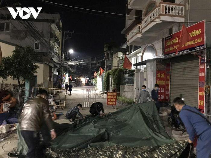 Gỡ bỏ phong tỏa khu 6 phường Hồng Hà, TP Hạ Long sau 14 ngày cách ly