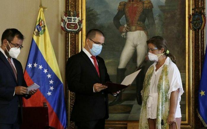 Đặc phái viên EU tại Venezuela bị trục xuất