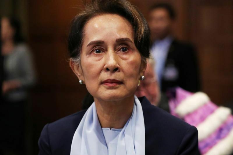 Nữ lãnh đạo Myanmar nói gì sau khi bị quân đội bắt giữ?