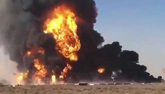Afghanistan: Hàng trăm xe chở nhiên liệu phát nổ, ít nhất 60 người bị thương