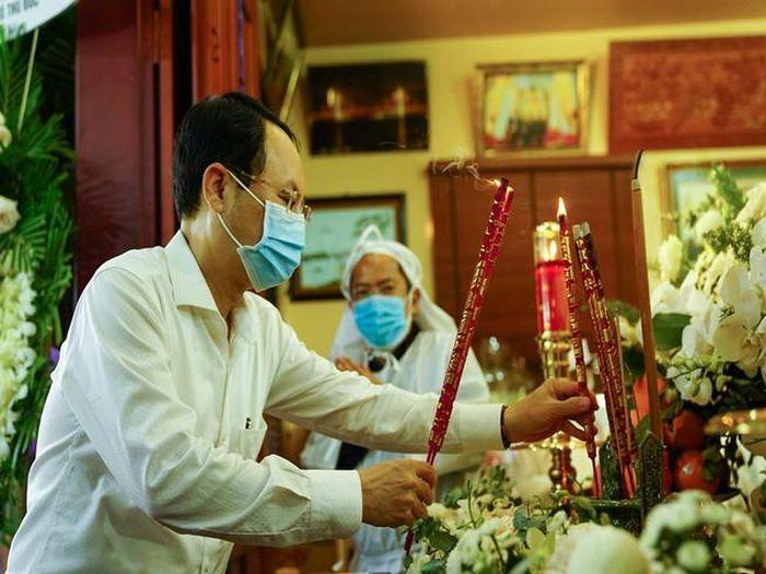 Lãnh đạo, nguyên lãnh đạo TP.HCM viếng ông Trương Vĩnh Trọng