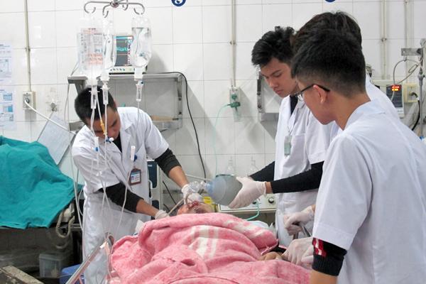 Ba ngày Tết, gần 2.000 ca cấp cứu do đánh nhau