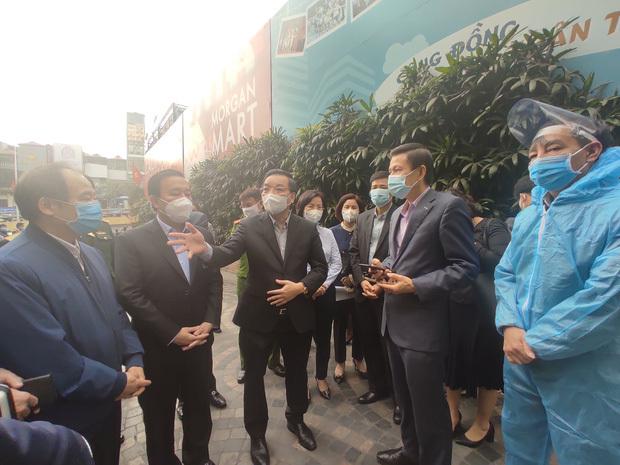 Hà Nội kêu gọi 300 người ở chung cư 88 Láng Hạ khẩn trương quay về xét nghiệm