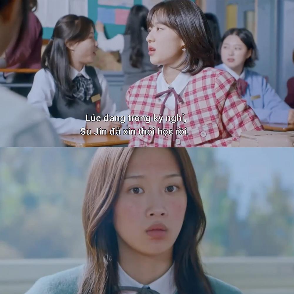 True Beauty tập 15: Hwang In Yeop cuối cùng cũng tỏ tình, Cha Eun Woo thành kẻ thứ 3? - ảnh 1