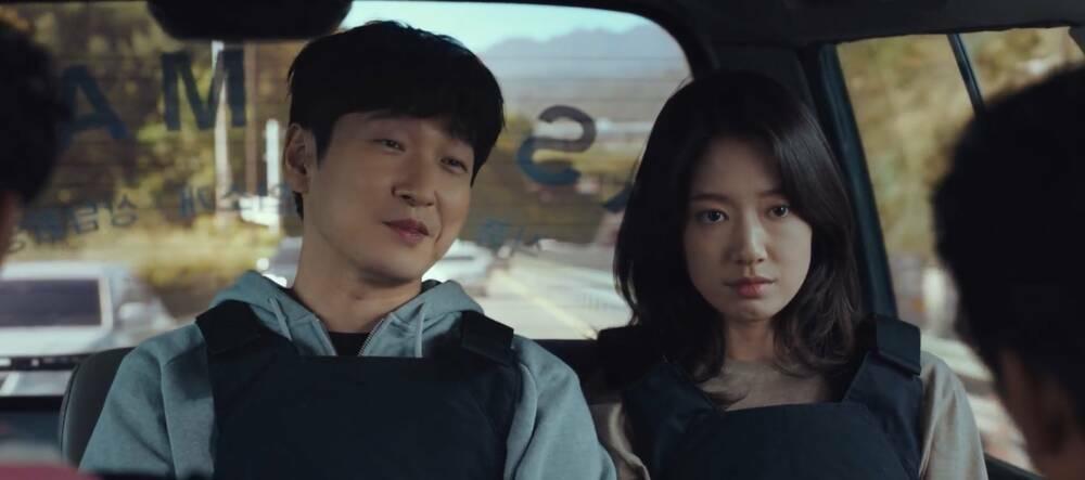 "Rating phim ""Sisyphus: The Myth"" của Park Shin Hye giảm ở tập 3"