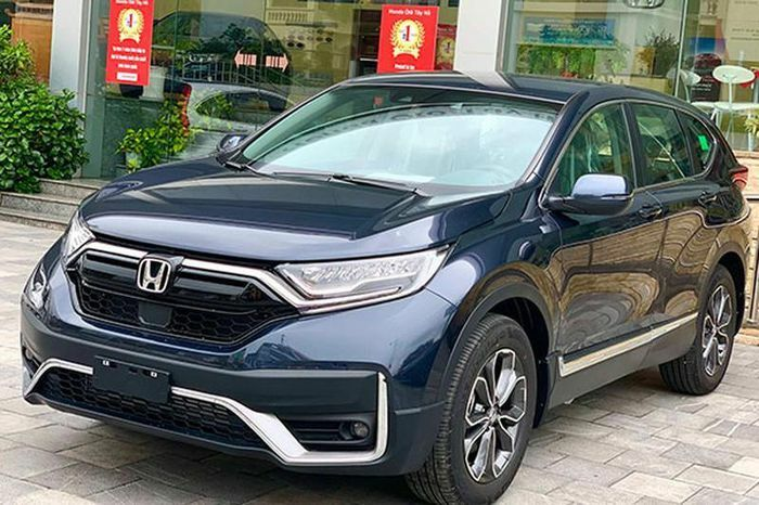 Cận Tết, Honda HR-V giảm tới tới 90 triệu ở đại lý