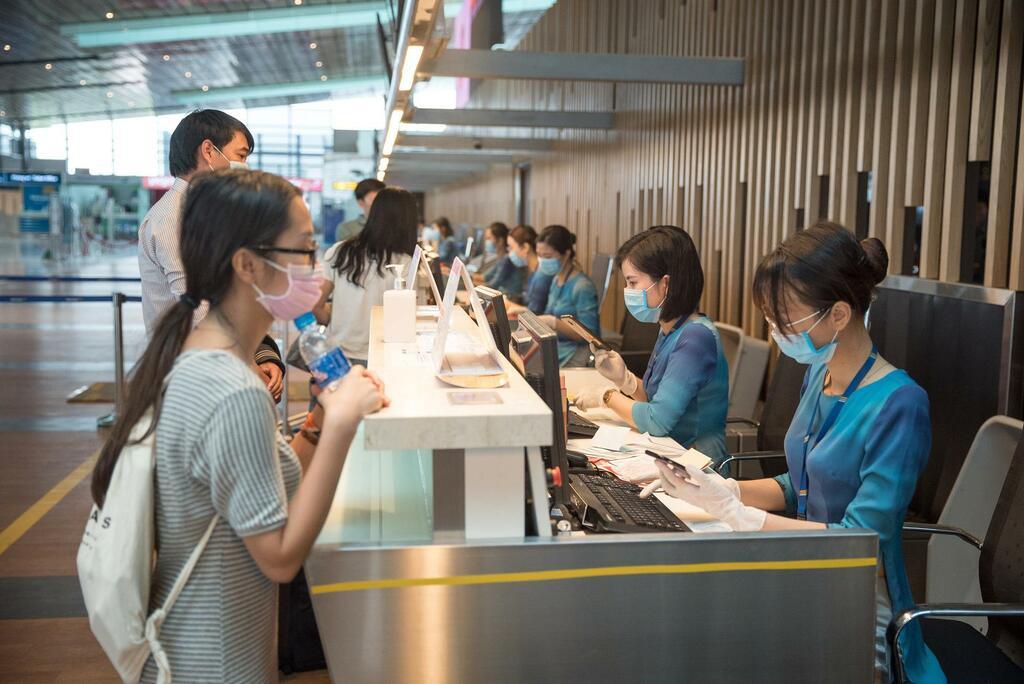 Khôi phục đường bay TP HCM – Vân Đồn