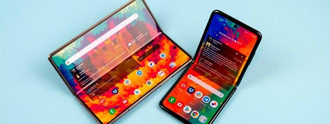 Samsung cung cấp màn hình gập cho cả Google, Xiaomi và Oppo
