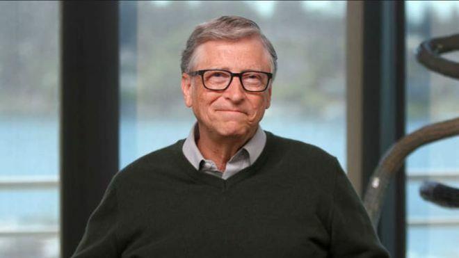 Bill Gates không hứng thú chinh phục sao Hỏa - ảnh 1