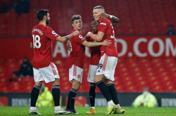 Daniel James tiết lộ không khí phòng thay đồ Man Utd ở trận Southampton