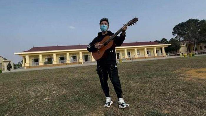 Minh Vương thực hiện MV trong khu cách ly gây xúc động