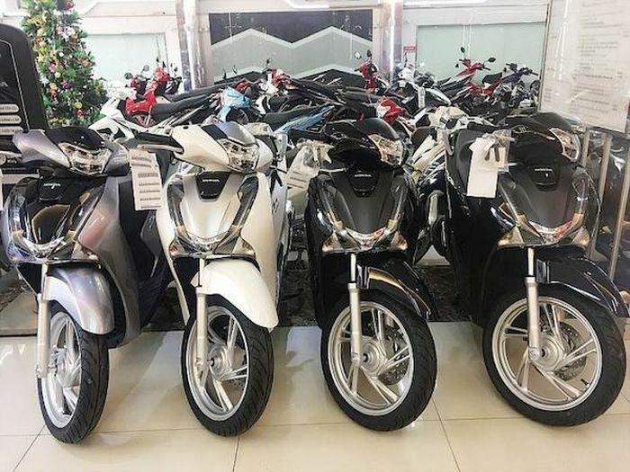 """Bảng giá xe máy Honda tháng 2/2021: Nhiều dòng xe trên đà tăng """"mạnh"""""""