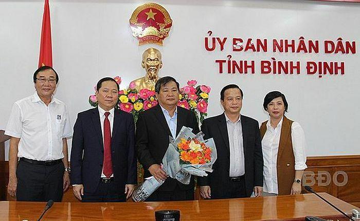 Bổ nhiệm nhân sự, lãnh đạo mới Nghệ An, Hà Tĩnh, Bình Định