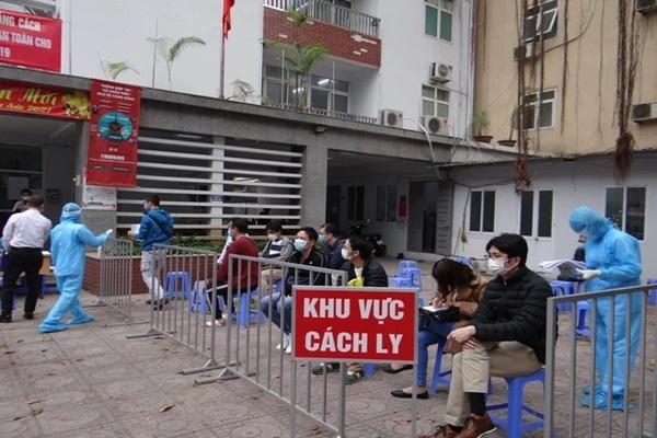 Xét nghiệm SARS-CoV-2 toàn bộ người dân từ Hải Dương về Hà Nội từ ngày 2/2 đến nay