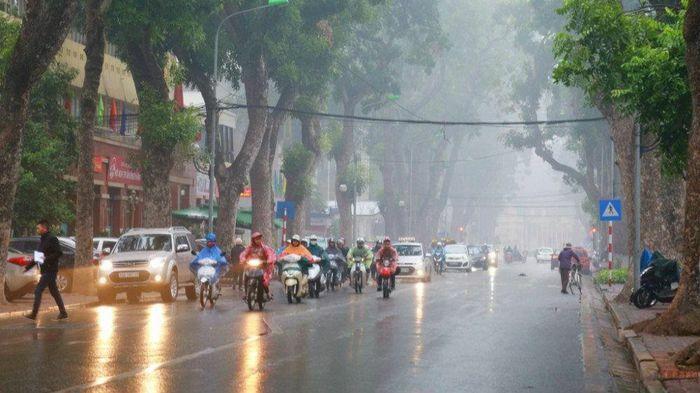 Dự báo thời tiết ngày và đêm nay (6/2): Bắc Bộ và Bắc Trung Bộ chuẩn bị có mưa diện rộng, có nơi có dông