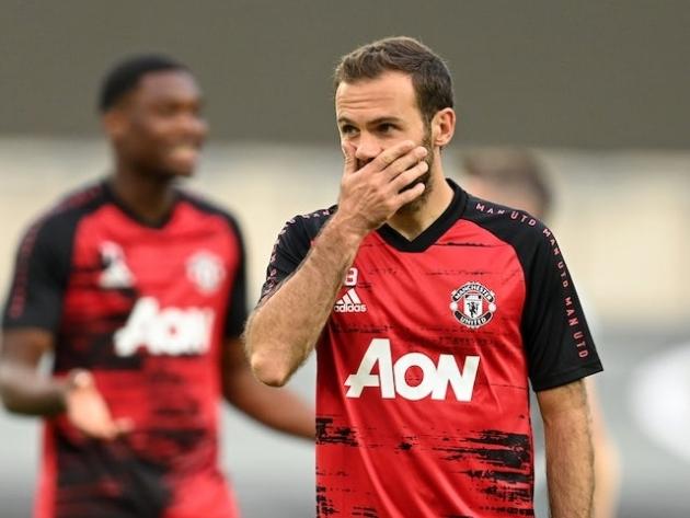 """Man Utd coi chừng, 3 """"ông lớn"""" quyết giải cứu Juan Mata"""