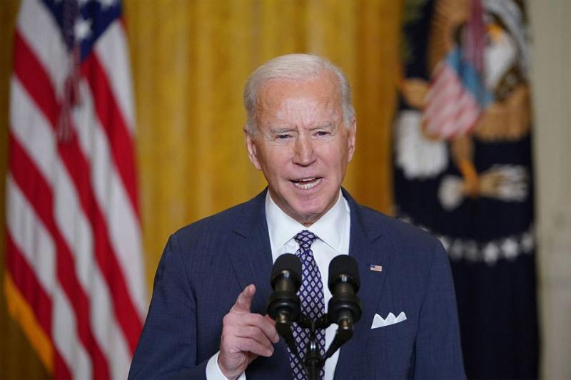 """Tổng thống Biden công khai bỏ chính sách """"Mỹ trên hết"""" của ông Trump"""