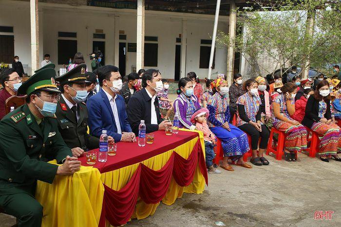 Bí thư Tỉnh ủy Hà Tĩnh: Chung tay thay đổi cuộc sống cho bà con dân tộc Chứt