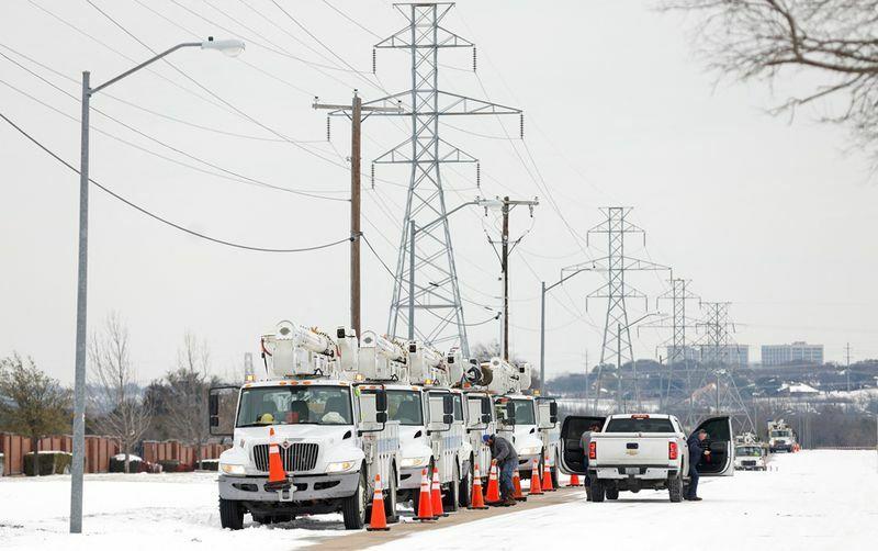 21 người chết, hàng triệu người mất điện trong đợt rét nghiêm trọng ở Mỹ