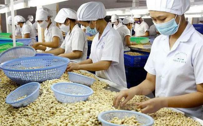 Xuất khẩu nông lâm thủy sản tăng vọt đầu năm đạt gần 3 tỷ rưỡi USD
